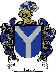Escudo del apellido Tarolo