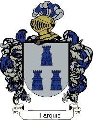Escudo del apellido Tarquis
