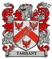 Escudo del apellido Tarrant