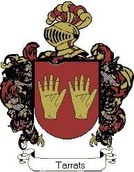 Escudo del apellido Tarrats