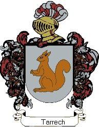 Escudo del apellido Tarrech