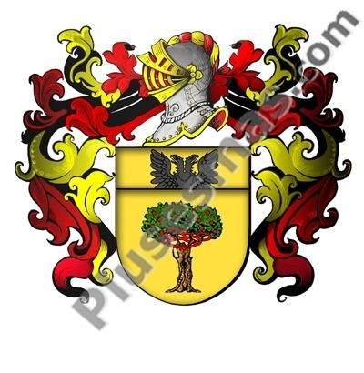 Escudo del apellido Tarrega
