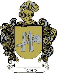 Escudo del apellido Tarrero