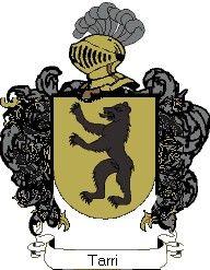 Escudo del apellido Tarri