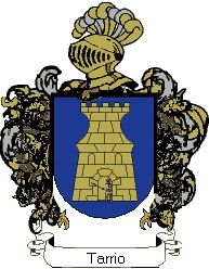 Escudo del apellido Tarrio