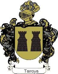 Escudo del apellido Tarroya