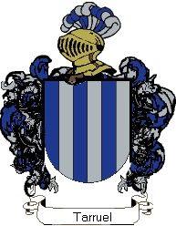 Escudo del apellido Tarruel