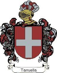 Escudo del apellido Tarruella