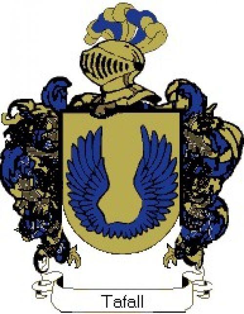 Escudo del apellido Tafall