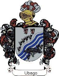 Escudo del apellido Ubago