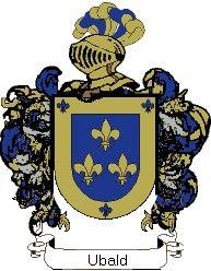 Escudo del apellido Ubald