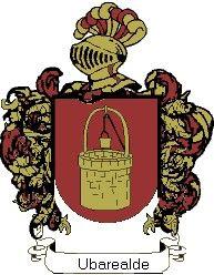 Escudo del apellido Ubarealde