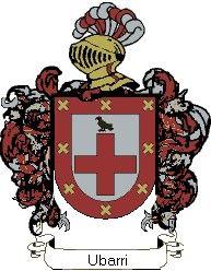 Escudo del apellido Ubarri