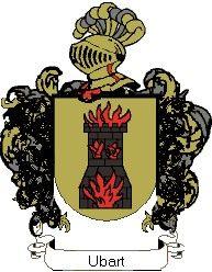 Escudo del apellido Ubart
