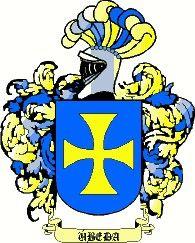 Escudo del apellido Ubeda
