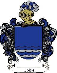 Escudo del apellido Ubide