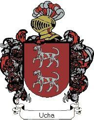Escudo del apellido Ucha