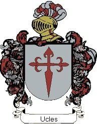 Escudo del apellido Ucles