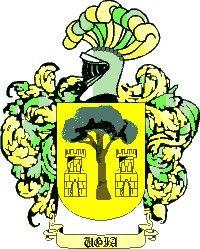 Escudo del apellido Ugia