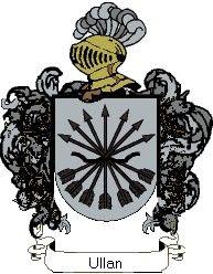Escudo del apellido Ullan