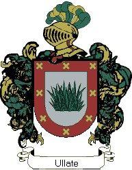 Escudo del apellido Ullate