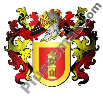 Escudo del apellido Umbert