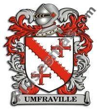 Escudo del apellido Umfraville
