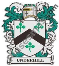 Escudo del apellido Underhill