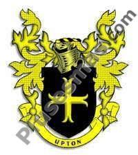 Escudo del apellido Upton
