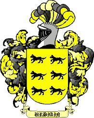 Escudo del apellido Urdiain