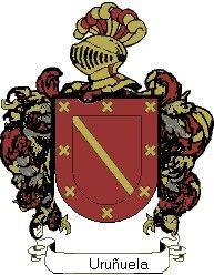 Escudo del apellido Uruñuela
