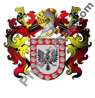Escudo del apellido Urzaiz