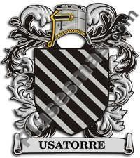 Escudo del apellido Usatorre