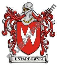 Escudo del apellido Ustarbowski