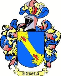 Escudo del apellido Utrera