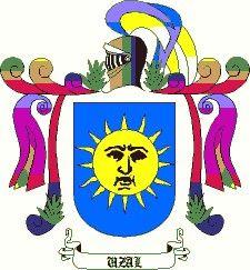 Escudo del apellido Uzal