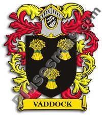 Escudo del apellido Vaddock