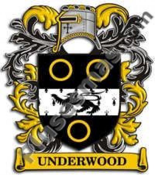 Escudo del apellido Underwood