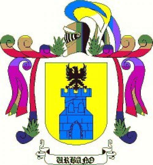 Escudo del apellido Urbano