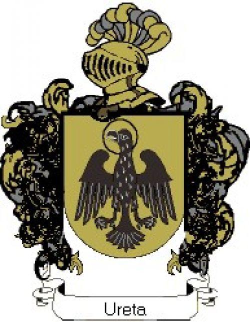 Escudo del apellido Ureta