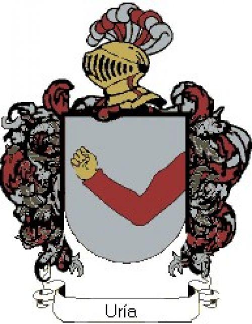 Escudo del apellido Uría