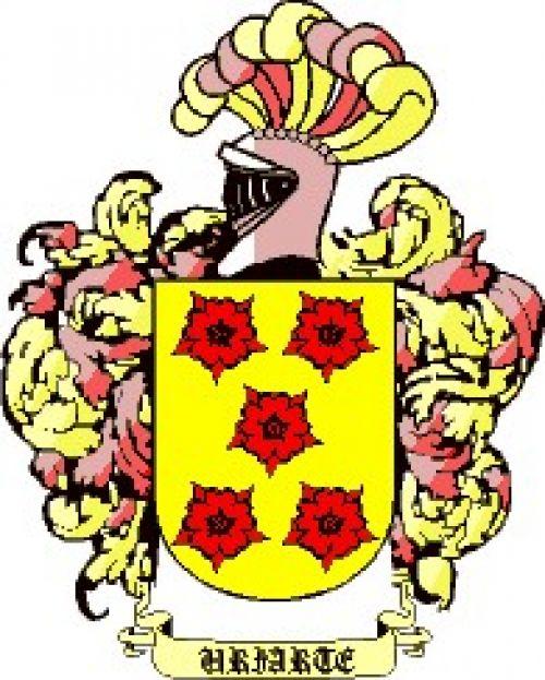 Escudo del apellido Uriarte