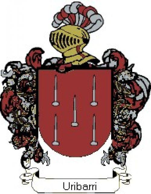 Escudo del apellido Uribarri