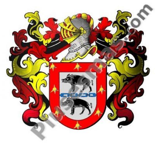 Escudo del apellido Urmeneta