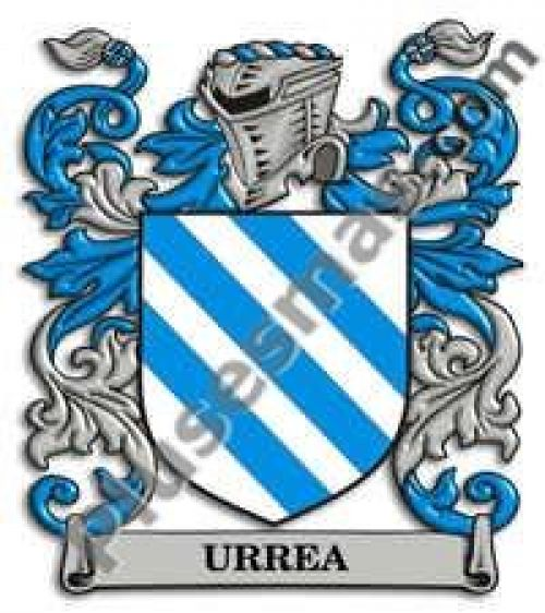 Escudo del apellido Urrea