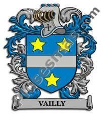 Escudo del apellido Vailly