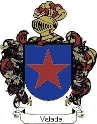 Escudo del apellido Valade
