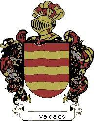 Escudo del apellido Valdajos