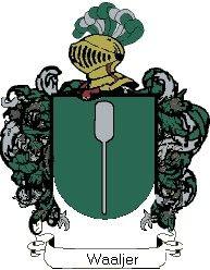 Escudo del apellido Waaljer