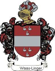 Escudo del apellido Waas-linger